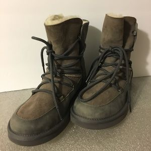 00de62a6acd Women Ugg Lodge Boots on Poshmark